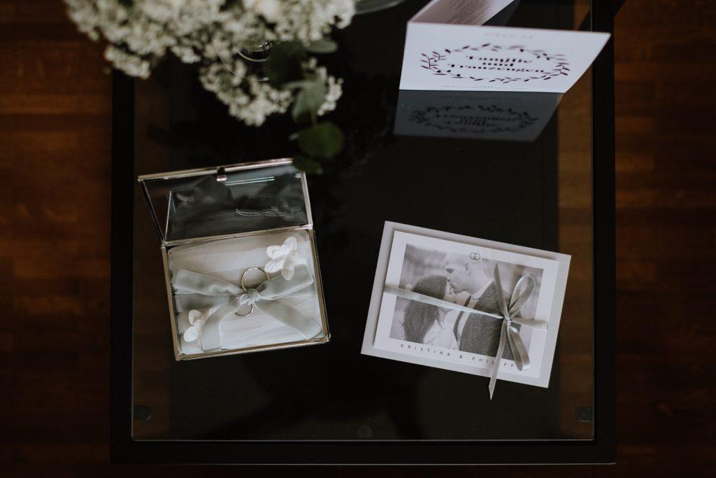 Einladung zur Hochzeit in der Hafenkäserei