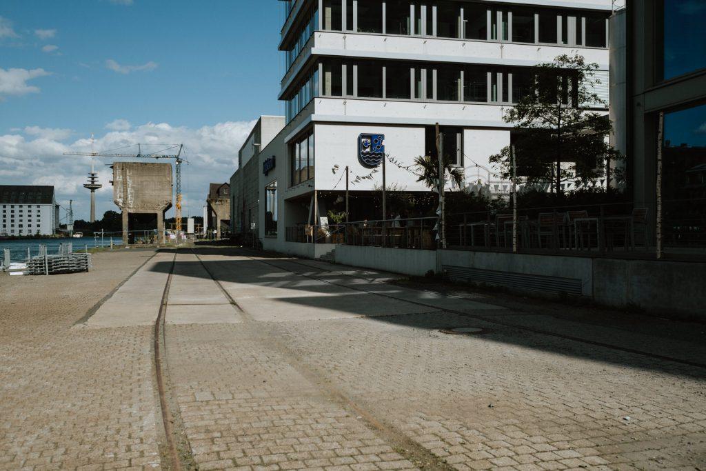 Hafenkäserei Münster Aussengelände
